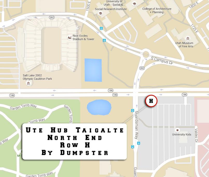 Utah Utes Tailgate