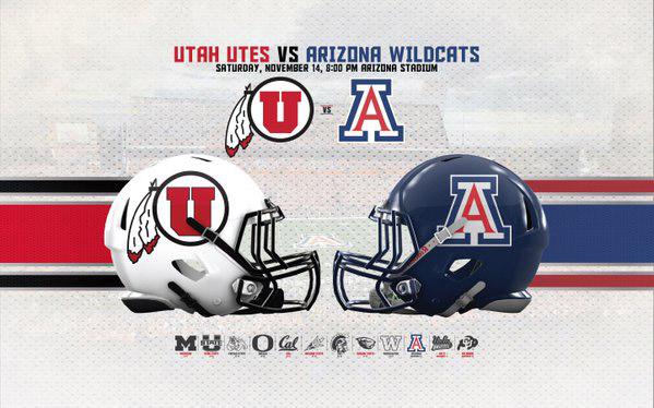 Utes at Arizona