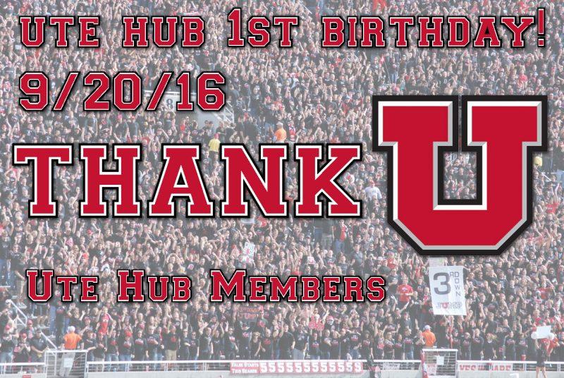 Ute Hub 1st Birthday